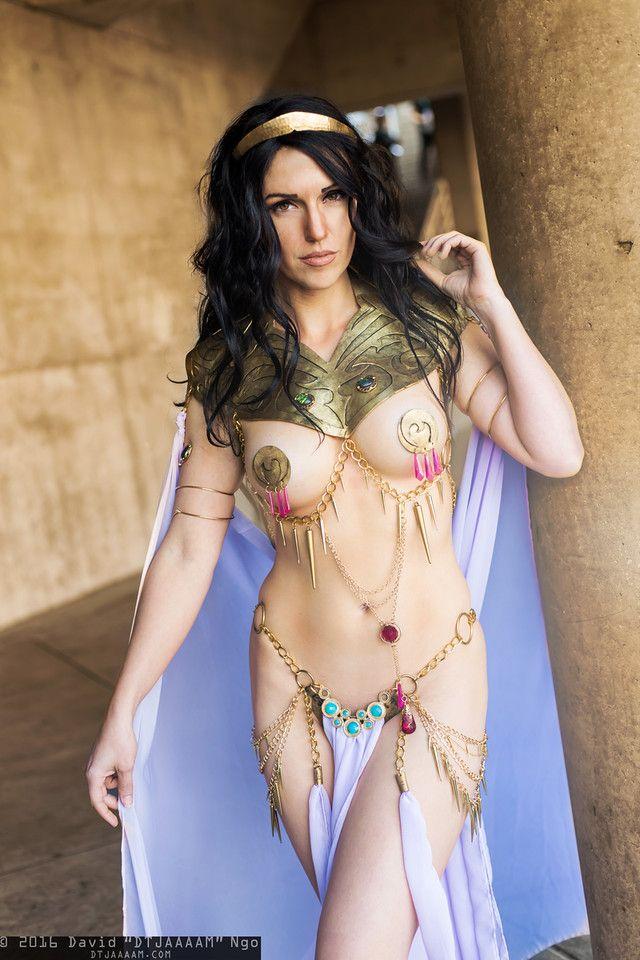 True Princess of mars dejah thoris cosplay not deceived