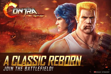 Contra Return Free Download Highly Compressed Full Version App For