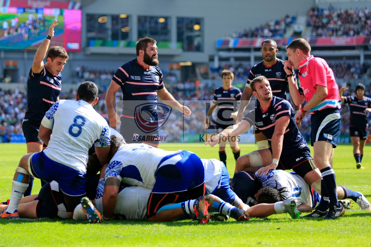 Pin On Rugby Usa