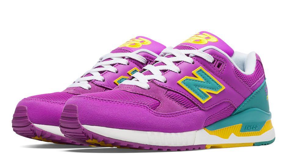 Basket new balance 530 elite edition coloris violet · The Best Running ShoesCactus  FlowerPinballBold ColorsShoes WomenWoman ...