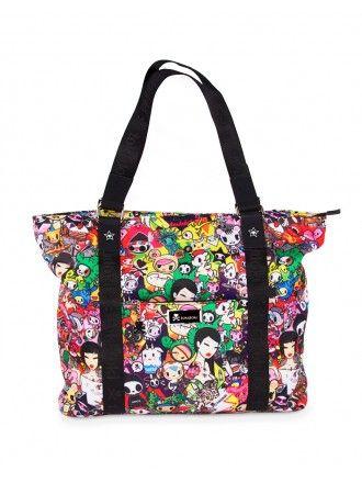 bf97b9a6d tokidoki Tote | Random Things | Tote handbags, Bags, Skull purse