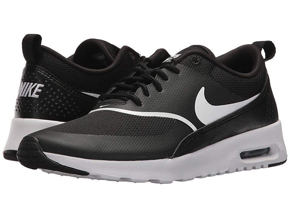 Nike Air Max Thea Black White 2 Women S Shoes With Plenty Of