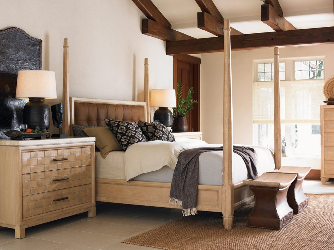 Bedroom Furniture Canberra Lexington Tommy Bahama Road To Canberra Bed Dream Beds
