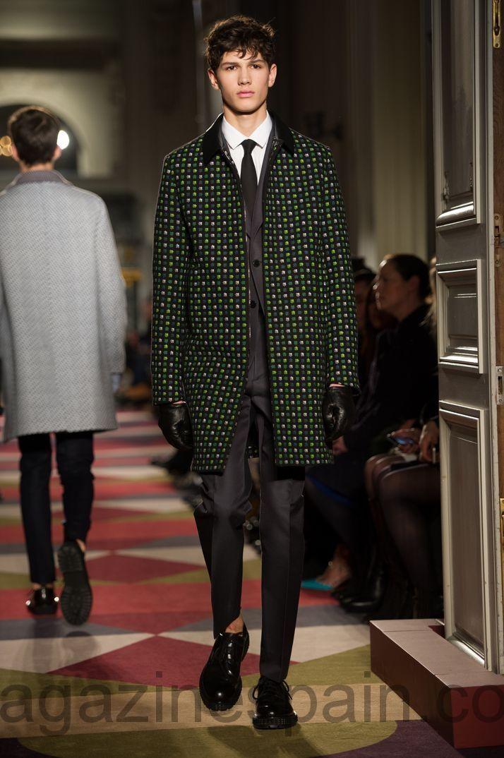 Valentino #ParisFashionWeek