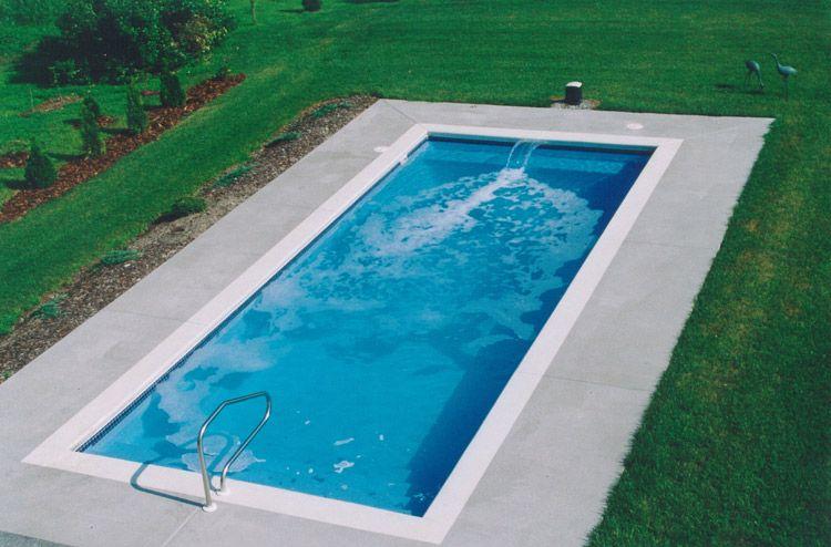 Charmant Fiberglass Pools