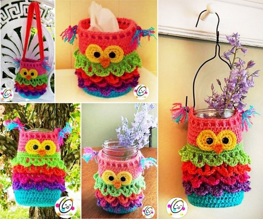 Owl Crochet Blanket Pattern Lots Of Free Ideas Youll Love Crochet