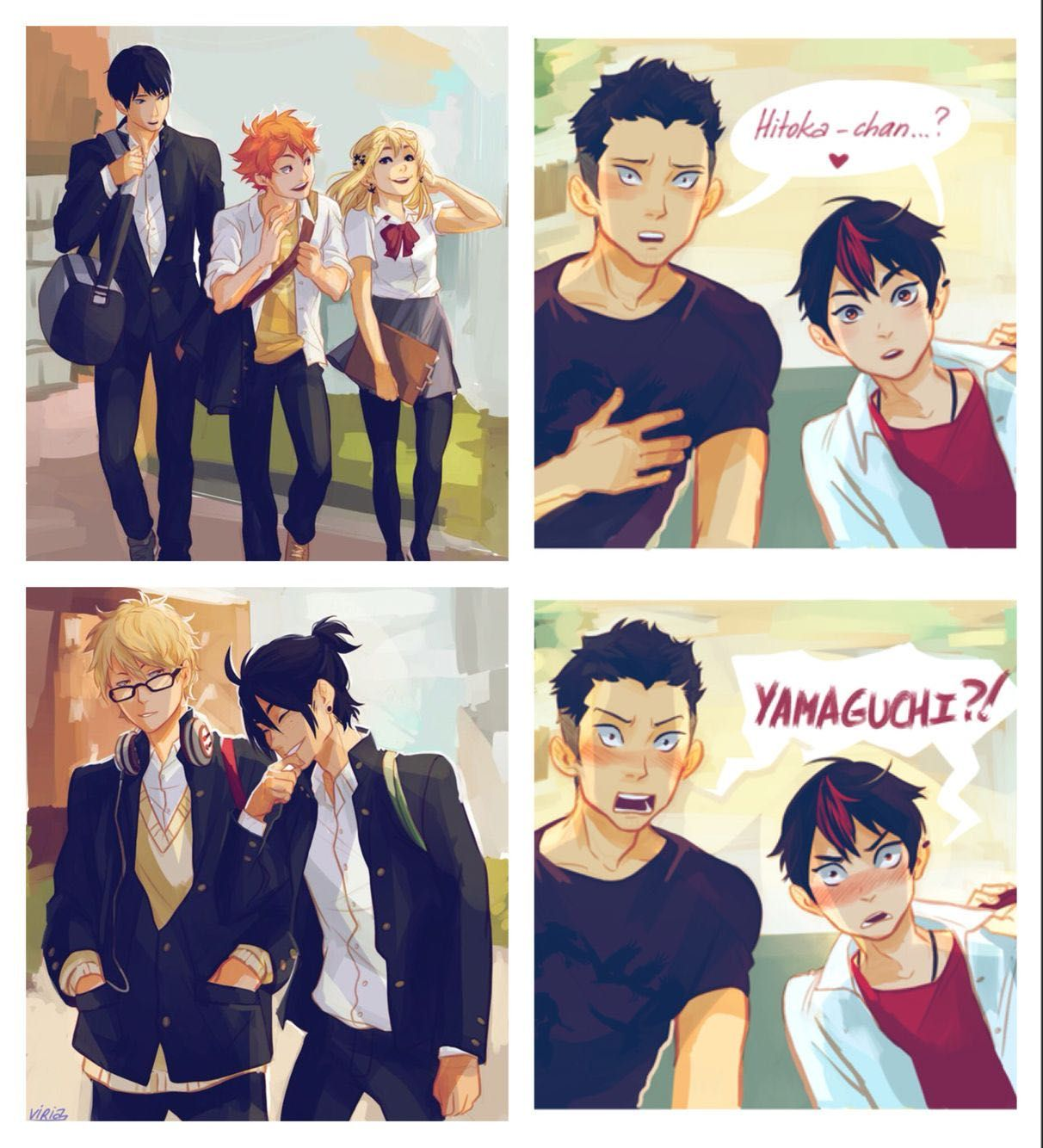 The Boy with Chained Wings - Tsukihina - Chapter 2