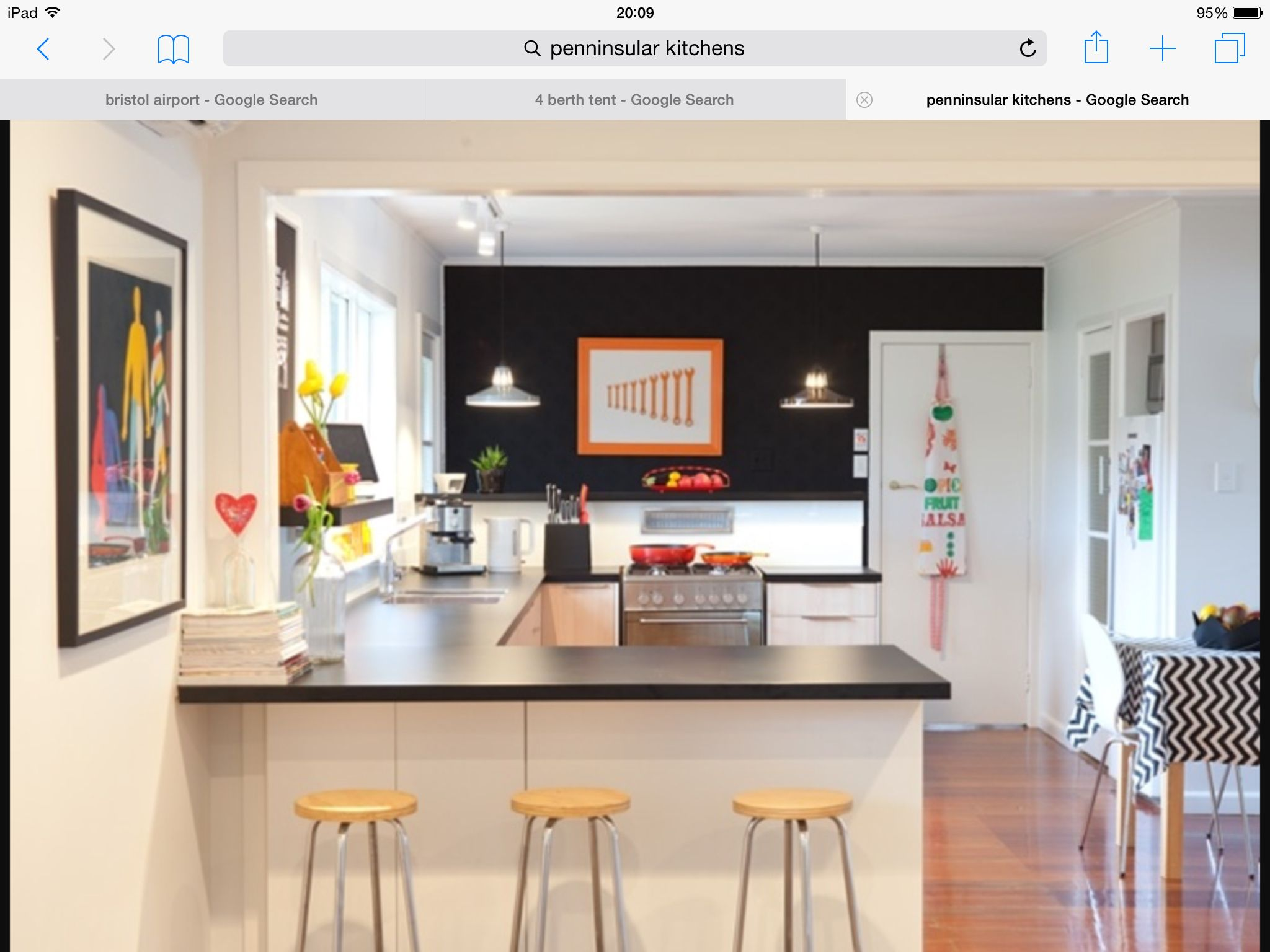 Kitchen Peninsula For Small Kitchens Pin By Gillian Purcell On Kitchen Pinterest