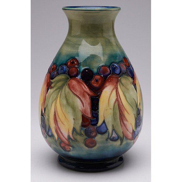 Moorcroft pottery prices