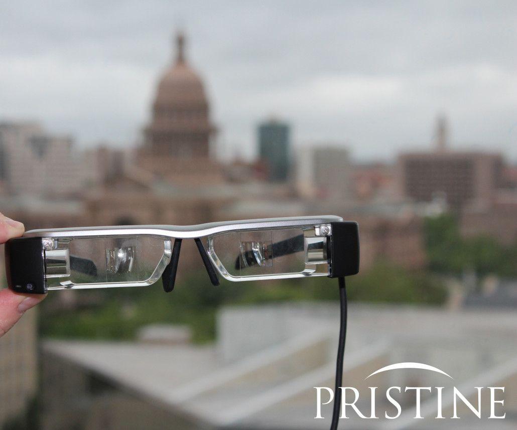 bdffbdfd418 Epson Moverio Smart Glasses