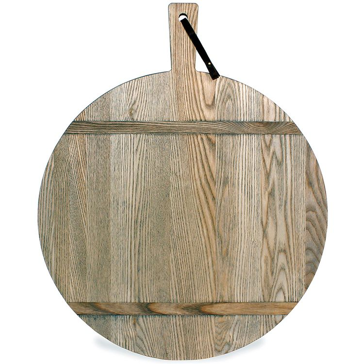 Ash Round Serving Board In 2020 Round Serving Boards Wooden Serving Boards Wooden Serving Trays