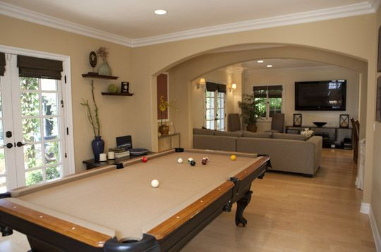 Amusing Formal Dining Room Pool Table Dining Room Pool Table