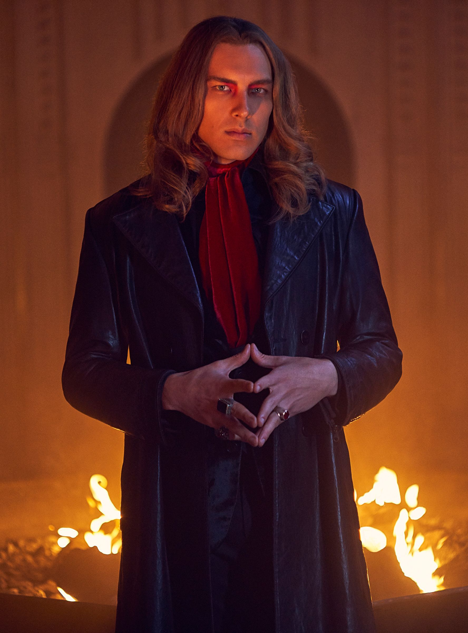 What Can AHS: Apocalypse' Michael Langdon Do Besides Creep Everyone Out?