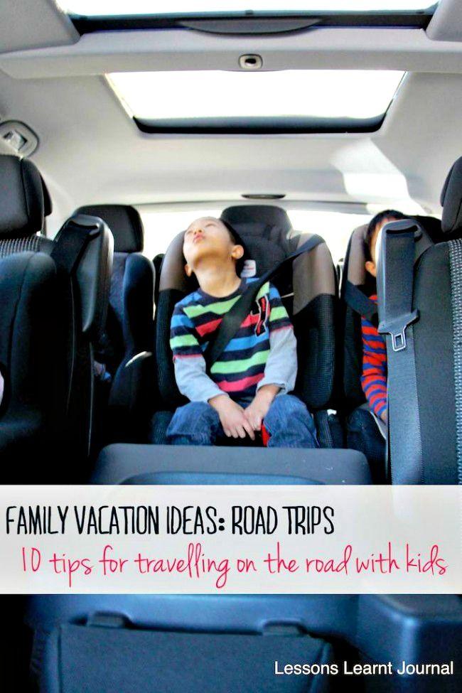 Family Vacation Ideas: Road Trips   Travel   Vacation ...