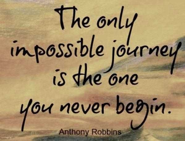 Life Love Quotes The Only Ompossible Journey Love life