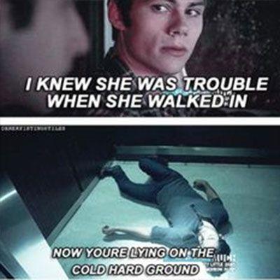 Teen Wolf Taylor Swift Meme