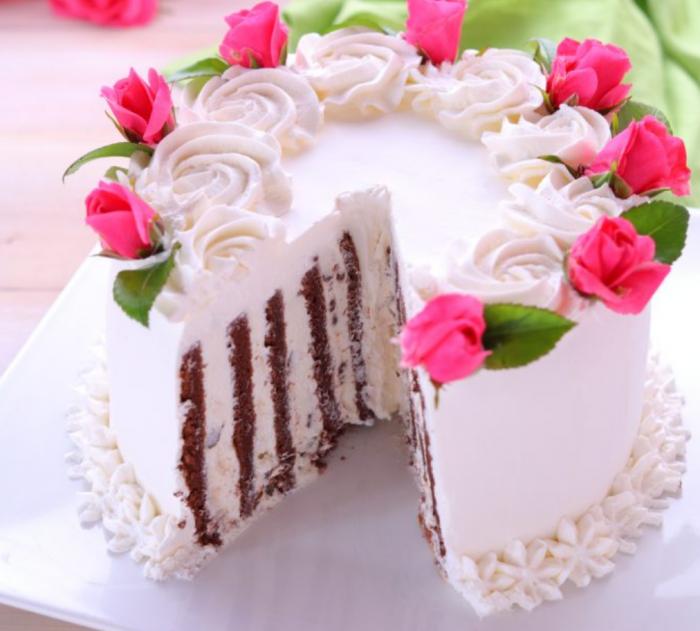 Compleanno Mamma Ricette.Torta Mammamia Speciale Festa Della Mamma Ricetta Torte Dolci