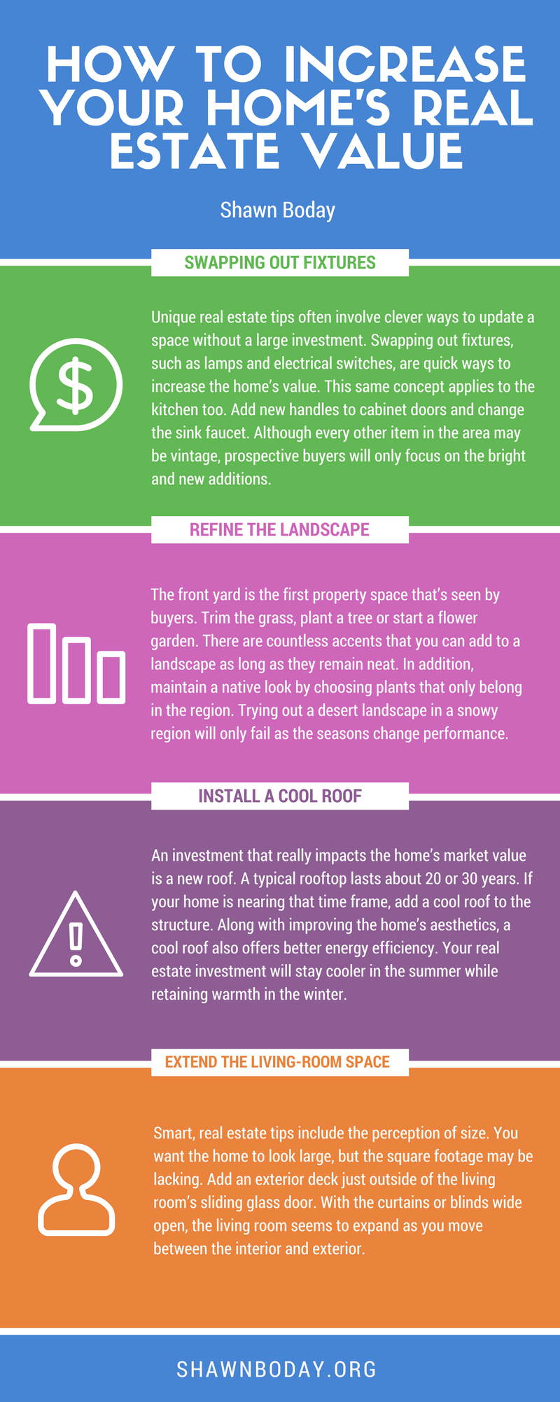 how to raise value of home for appraisal
