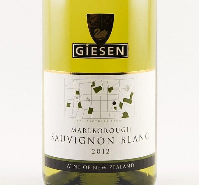 Giesen Sauvignon Blanc (New Zealand) YES! I have a type ) Wines I - cuisine rouge et blanc photos