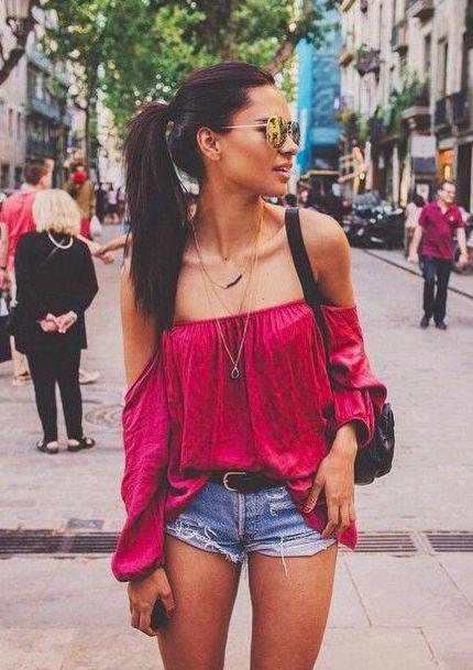 b876650859dce7 Lubicie bluzki hiszpanki? To idealny wybór na letnie dni! | Allani ...