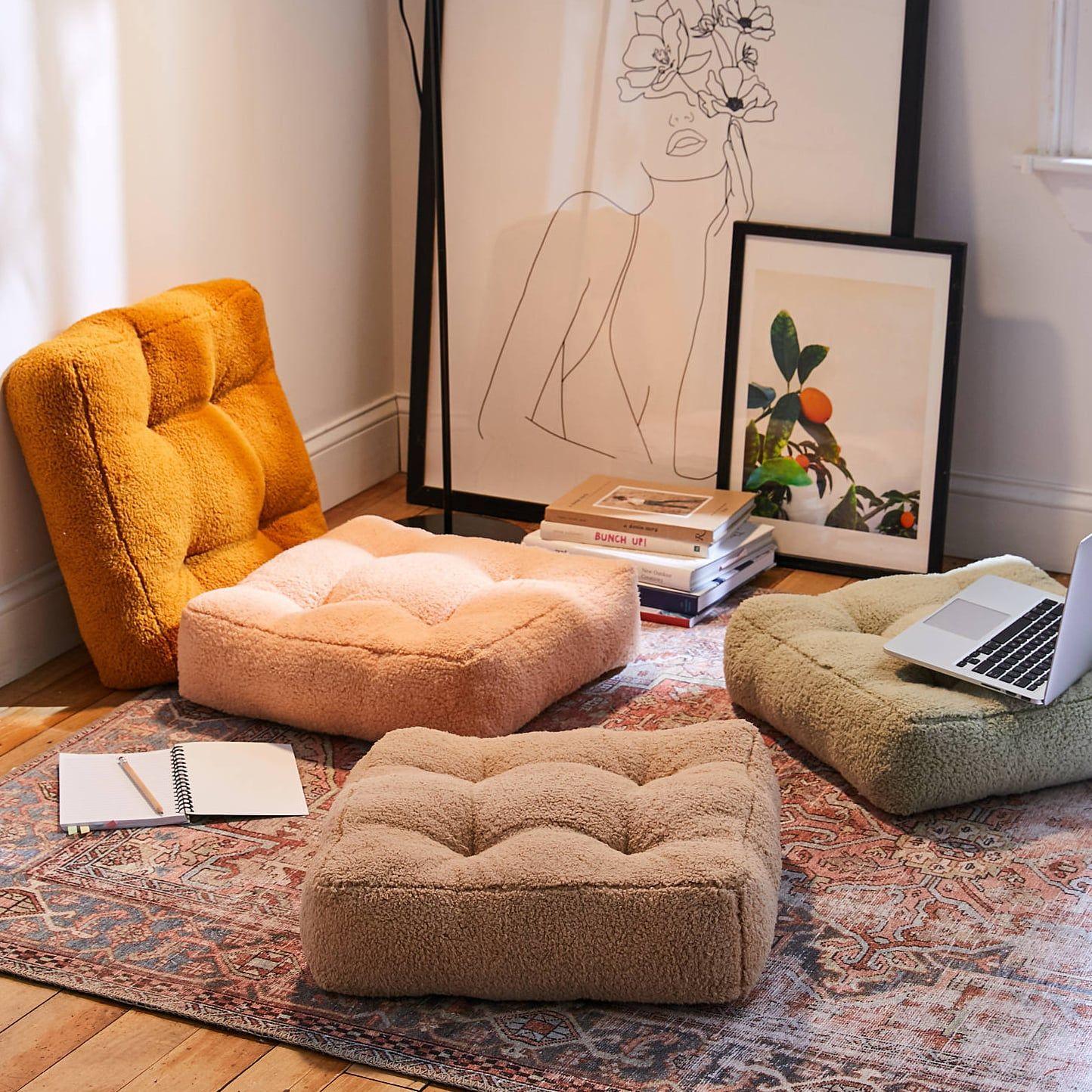 Here S How I Set Up A Meditation Corner In My Studio Apartment In 2020 Meditation Corner Meditation Room Decor Studio Apartment Decorating
