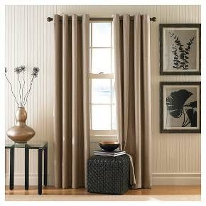 Curtainworks Monterey Lined Curtain Panel With Images Panel