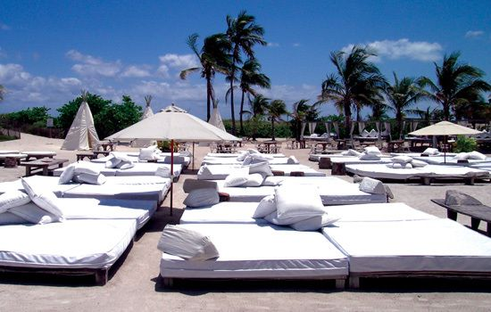 Nikki Beach Ocean Drive Miami By Mysobe The Site Of South Check Best Hotel Rates In