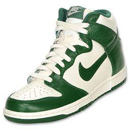 Nike Dunk High Men's Casual Basketball Shoes #LuckySneaks #FinishLine $84.99