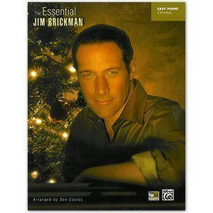 The Essential Jim Brickman For Easy Piano Songbook Song Book Songs Christmas Store