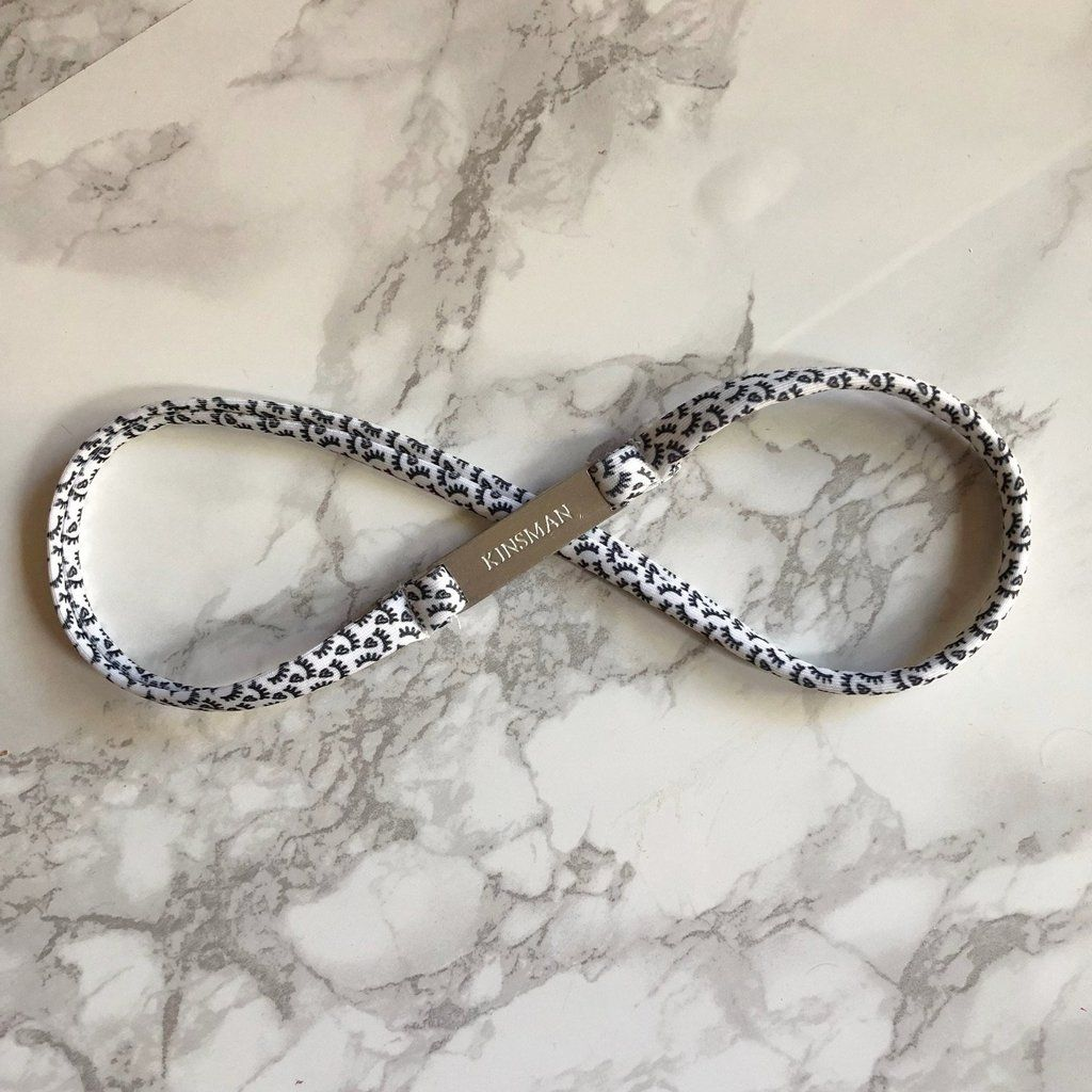 Custom Lash Kini Band Headband helps keep hair out of your face without tying it back. Code Tifany10 provides discount at checkout. ♡