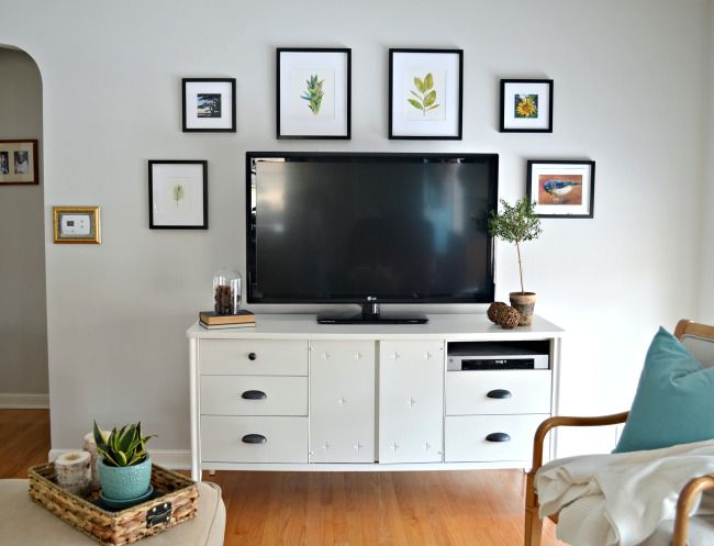Benjamin Moore Gray Owl Used In The Living Room Plus 6 Other Great Paint