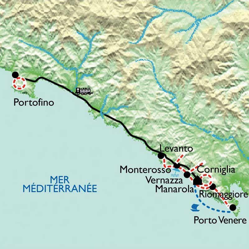 Trekking Cinque Terre La Balaguere Cinque Terre Cinque Terre