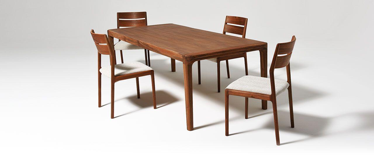 Teak Furniture - modern danish design, scandinavian design - Scan ...