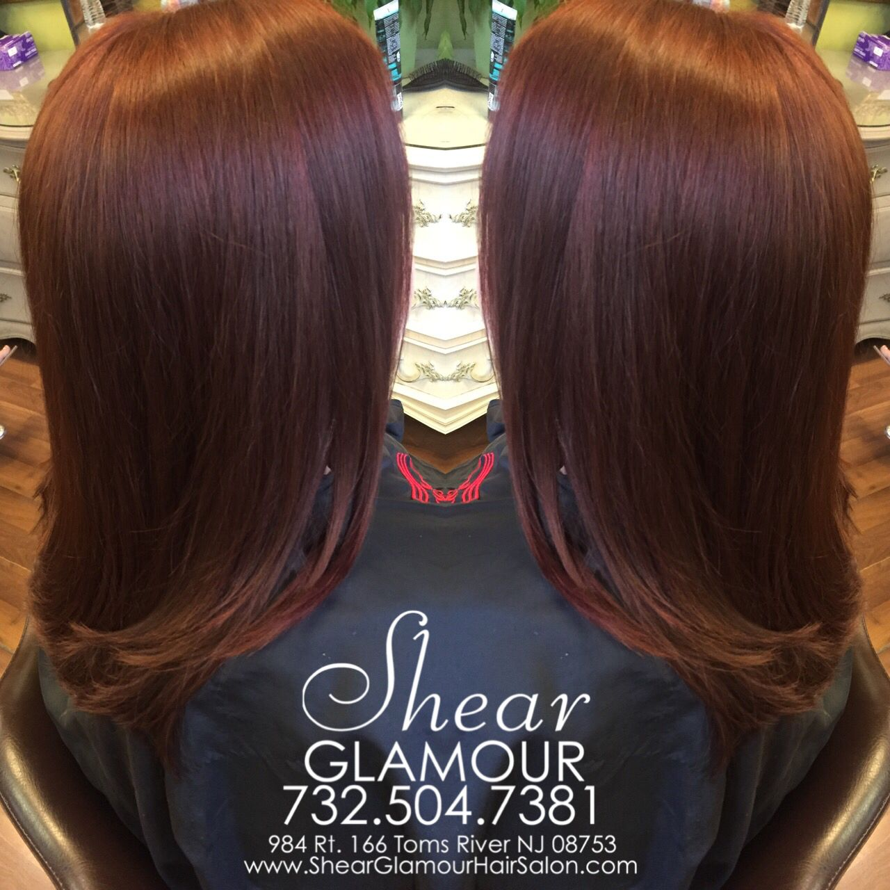 Loving The Red Hair By Shear Glamour Pinterest Shearing