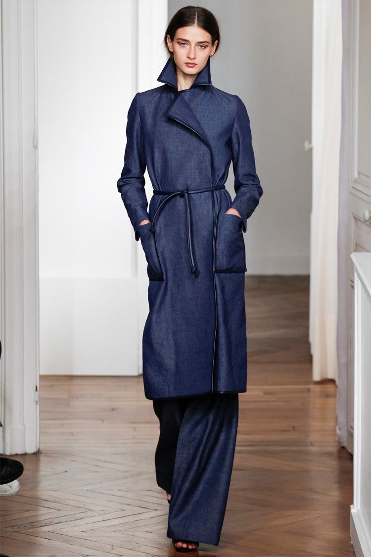 Джинсовое пальто (с изображениями) | Модные стили, Неделя ...