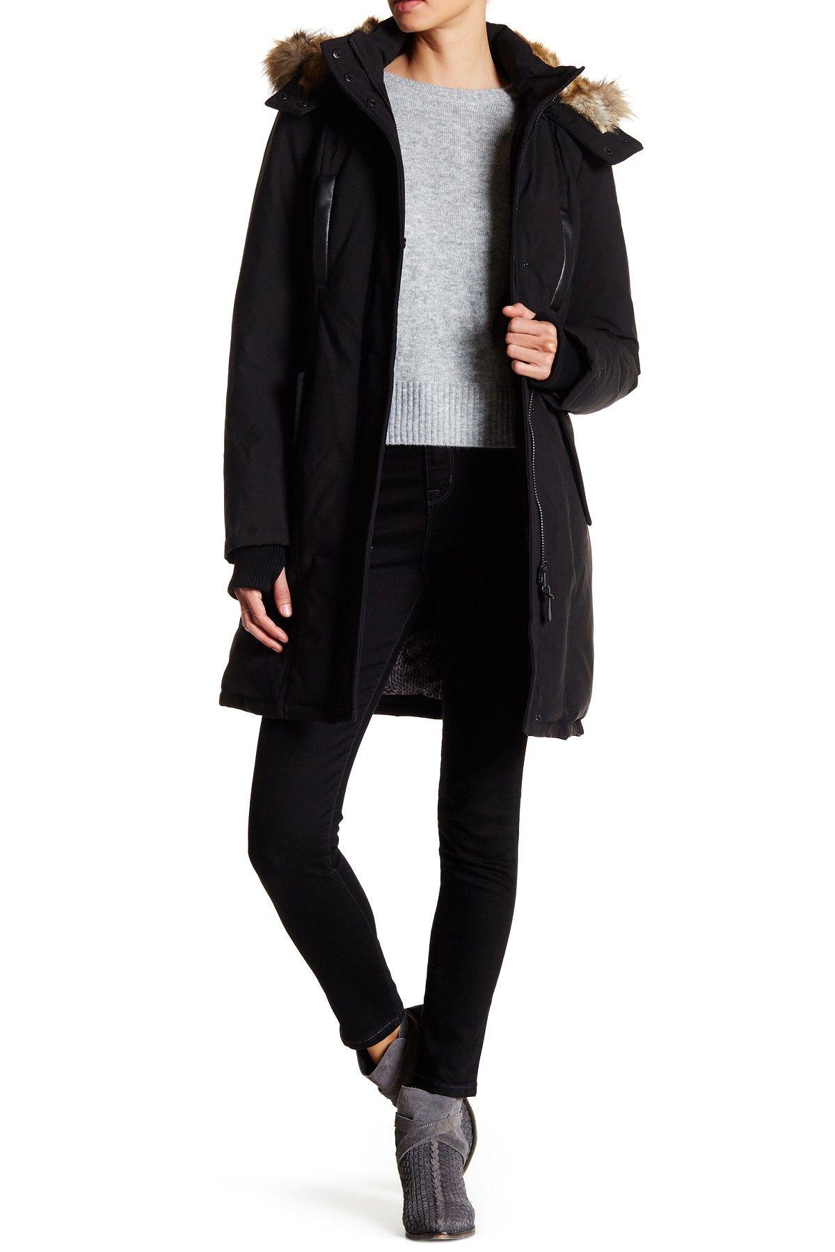 Faux Fur Coats Nordstrom Tradingbasis