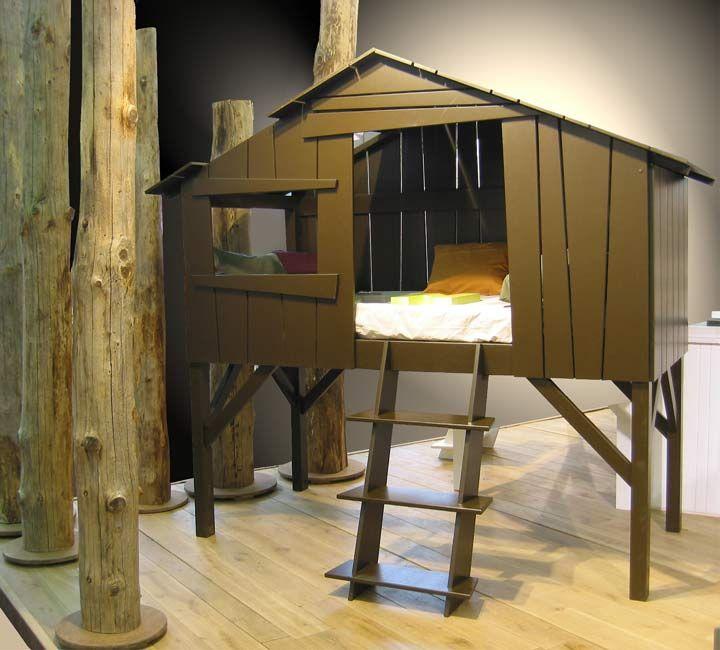 lit-cabane-design | Inspiration: lits cabanes | Pinterest ...