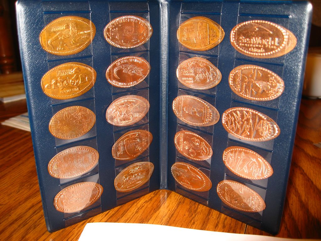 collections that people collect | Novelty Coin Collections: What To Look For When Collecting Novelty ...