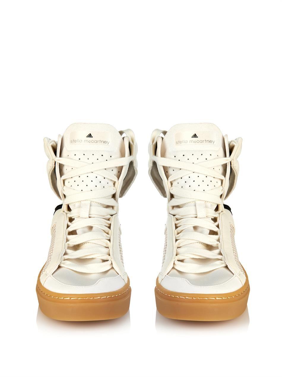 Adidas by Stella McCartney asamina High Top Trainers zapatos