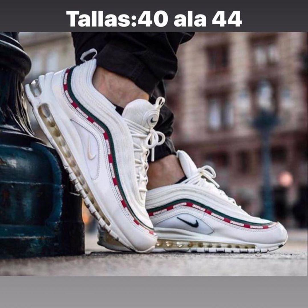 Flecha Servicio flaco  Nike Air Max 97 en varios colores para hombre y mujer. Escoja sus  favoritas.... | Zapatos nike hombre, Nike air max 97, Nike air max
