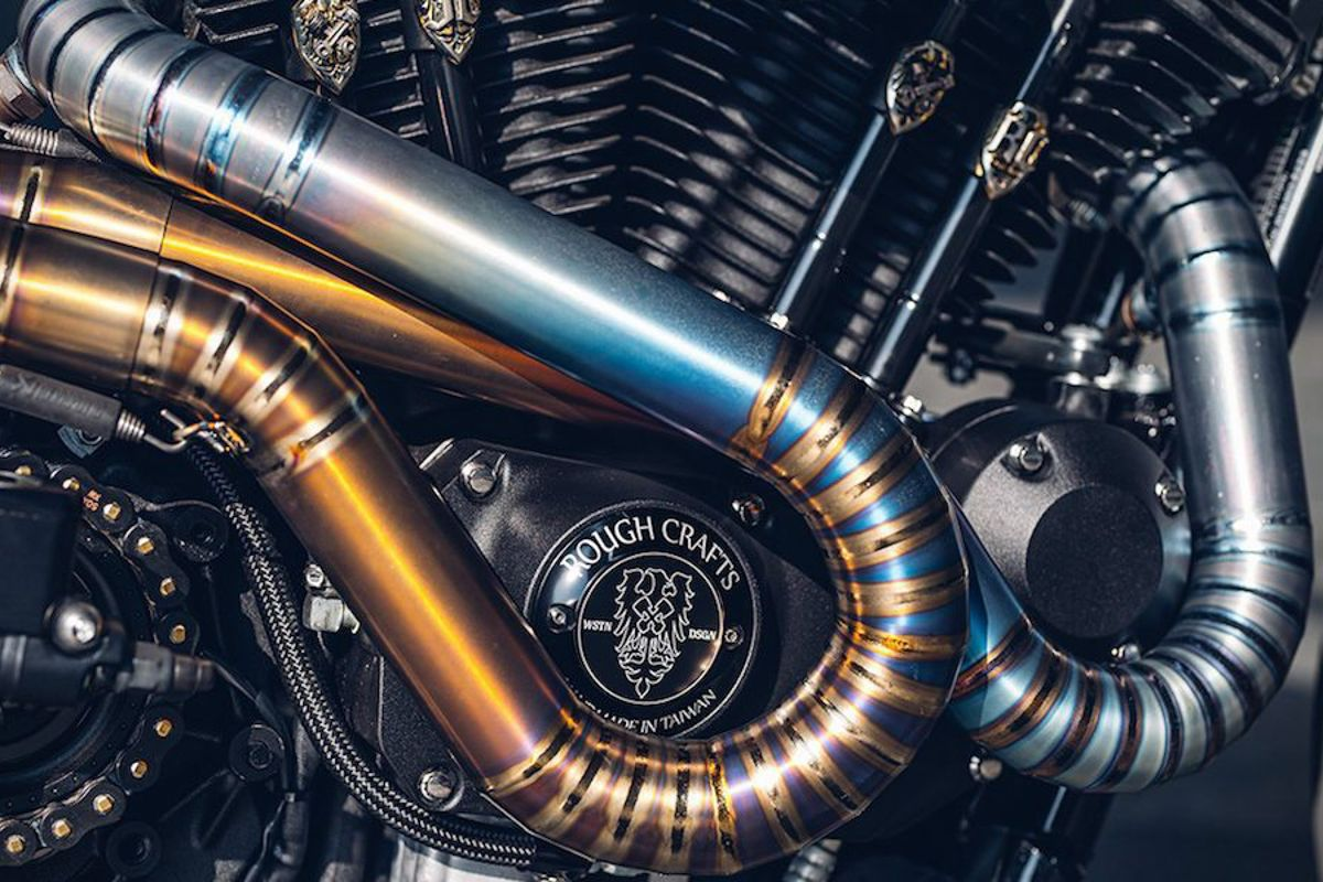 Five Custom Motorcycle Exhausts We Simply Love With Images