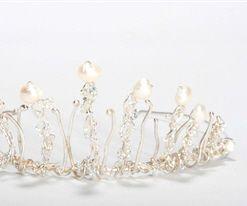 T101 – Queen of the dance Tiara   La Jewellery