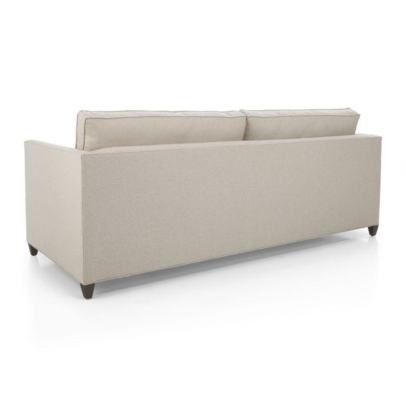 Dryden Queen Sleeper Sofa With Air Mattress Clic Definition Modern Grey
