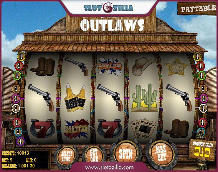 Spiele Old Wild West Reels - Video Slots Online