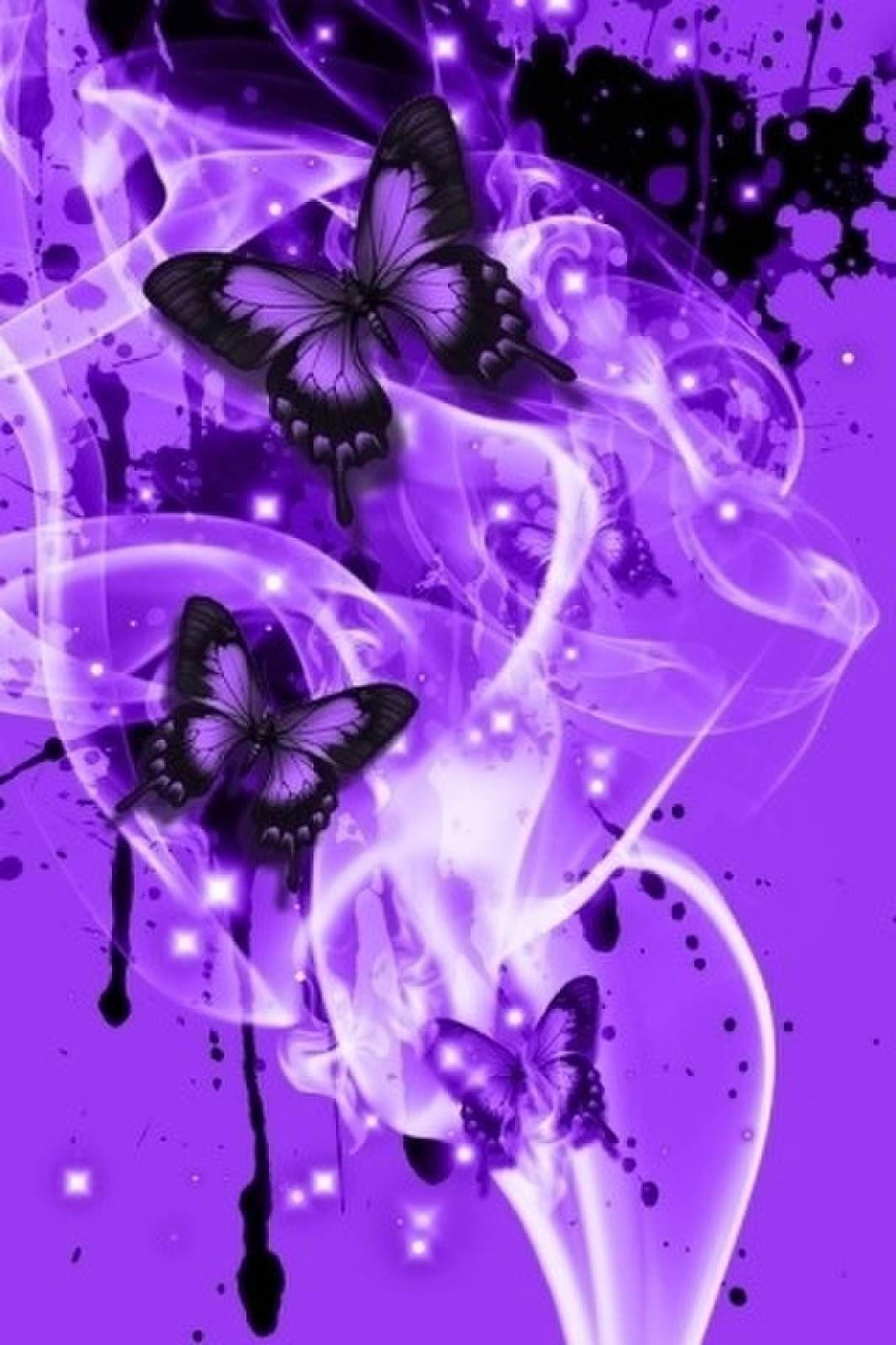 purple butterfly butterflies pinterest purple butterfly and