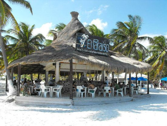 Beach Bliss A Short List Of Clubs In Tulum Including Playa Paraiso Club And Restaurant