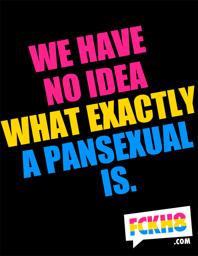 It's not the same as bisexual