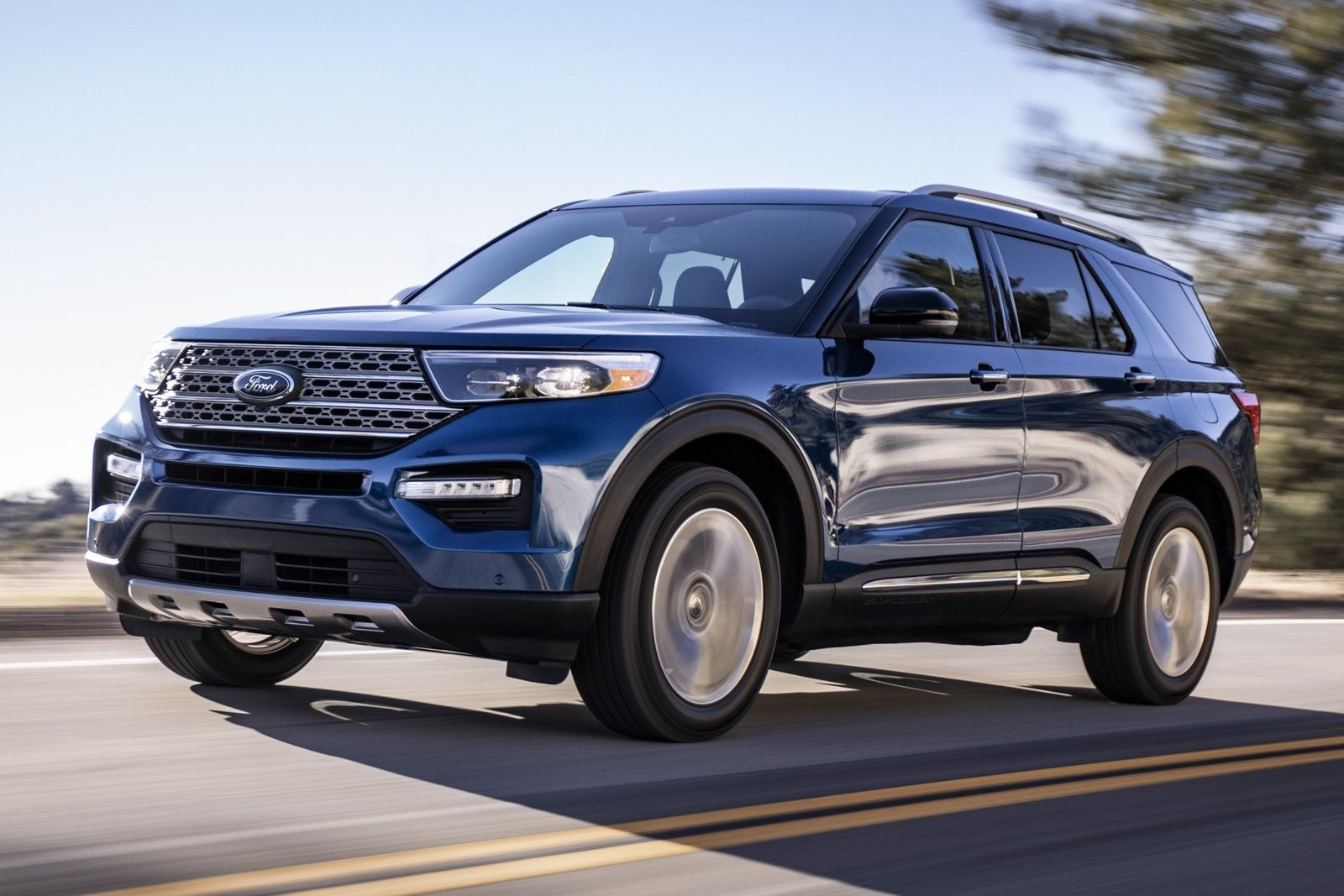 A brand new 2020 ford Explorer is coming. After spending