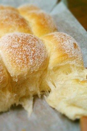 ちぎり パン レシピ