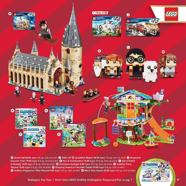 Lego harry potter sets bring the magic sponsored